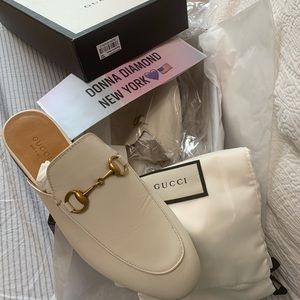 ‼️SOLD‼️Gucci Princetown Leather Slipper